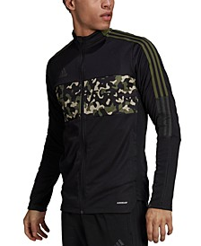 Men's Slim-Fit Tiro AEROREADY Camouflage Track Jacket
