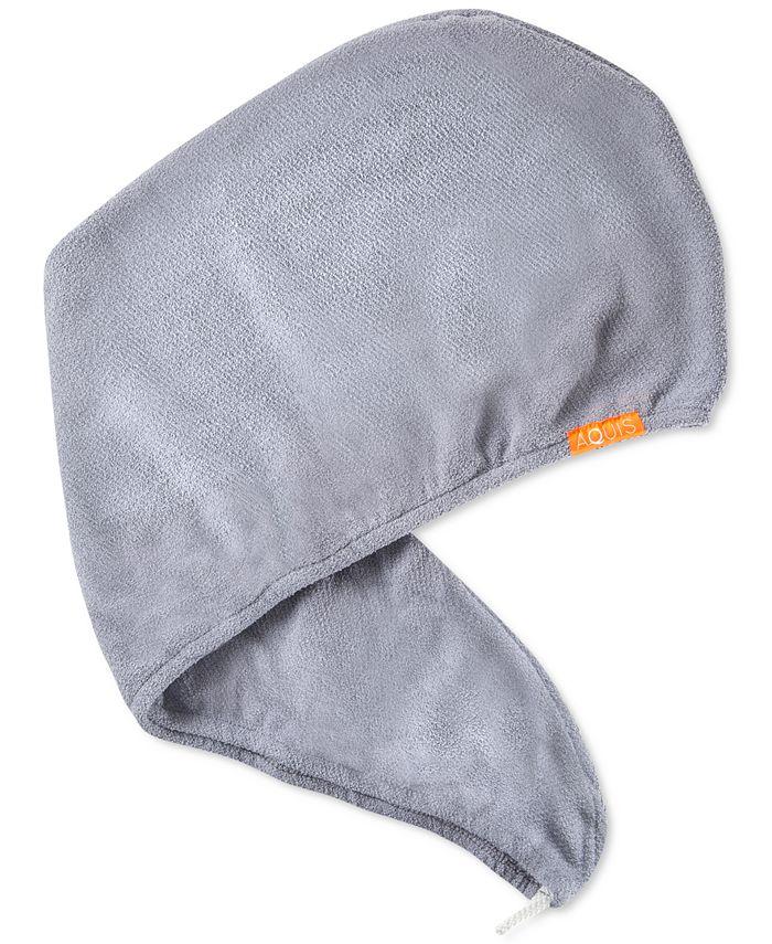 AQUIS - Rapid Dry Lisse Hair Turban
