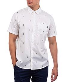 Men's Pineapple Stretch Woven Shirt