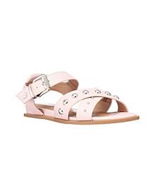 Little Girls Roary Stud Sandals