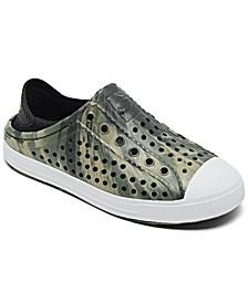 Little Boys Foamies Guzman Steps - Camo Casual Sneakers from Finish Line