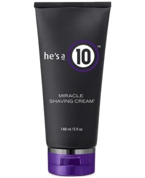 Miracle Shaving Cream