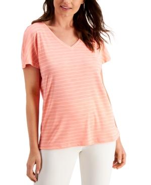 Shadow-Stripe T-Shirt
