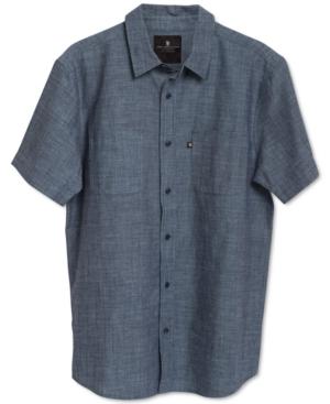 Men's Hughes Short Sleeve Button Up Shirt