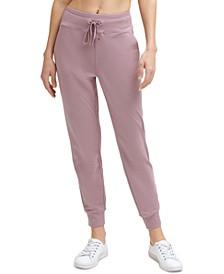Women's Slim-Fit Full-Length Jogger Pants