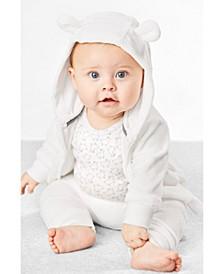 Baby Neutral Three-Piece Little Jacket Set