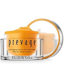 PREVAGE Anti-Aging Neck and Decollete Firm & Repair Cream, 1.7 oz