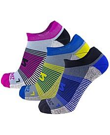 Men's Cloud Cushion Running Socks 3 Pack
