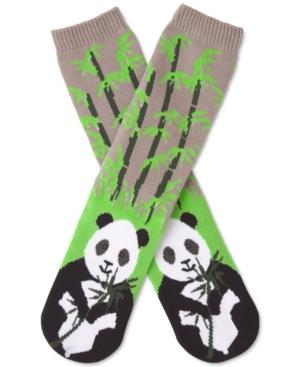 Panda Tube Slipper Socks
