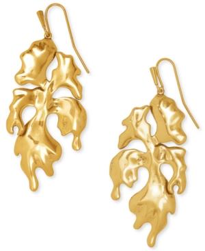 Kendra Scott Savannah Drop Earrings In Gold