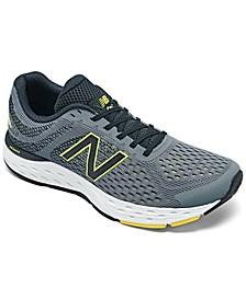 Men's Balance 680v6 Running Sneakers from Finish Line