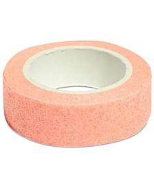 Coral Glitter Tape