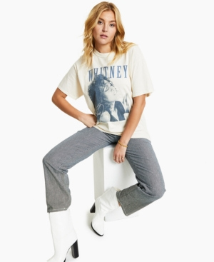 Cotton Whitney-Graphic T-Shirt
