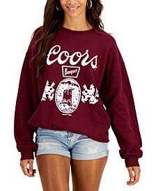 Coors Fleece Crewneck Sweatshirt