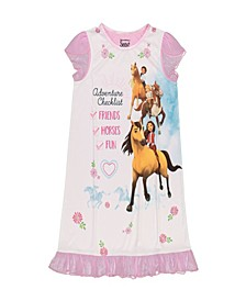 Nightgown Little Girls