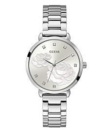 Women's Stainless Steel Watch 38mm