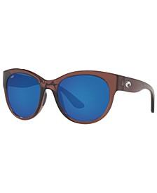 Maya Polarized Sunglasses, 6S9011 55