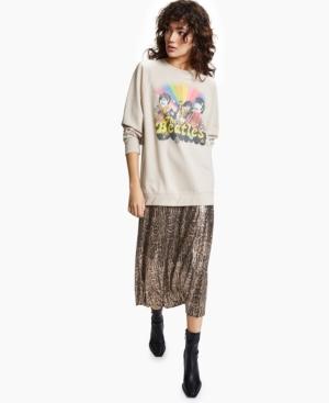 The Beatles Crewneck Sweatshirt