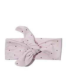 Baby Girls The Tie Headband