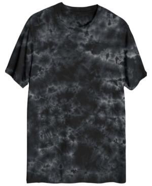 Men's Cloudy Short Sleeve Tie Dye T-shirt