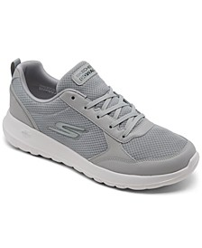 Men's GOwalk Max - Painted Sky Walking Sneakers from Finish Line