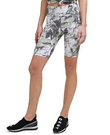 Sport Women's Printed Bike Shorts
