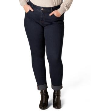 Plus Size Carter Girlfriend Jeans