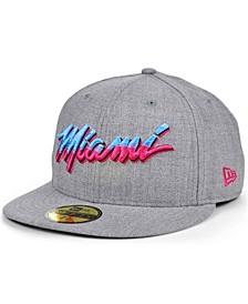 Miami Heat Hoop Team 59FIFTY Cap