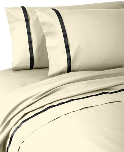 CLOSEOUT! Waterford Kiley Ivory Queen Sheet Set