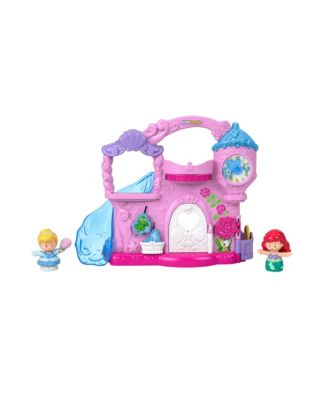 Fisher-Price - Disney Princess Play & Go Castle by Little People