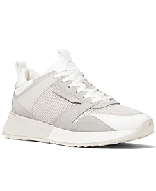 Men's Theo Lace-Up Sneakers