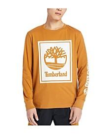 Men's Stack Tree Logo Long Sleeve T-shirt