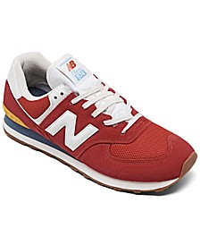 Men's 574 Casual Sneakers from Finish Line