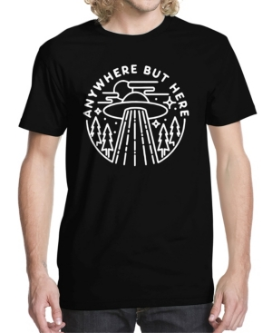 Men's Anywhere But Here Graphic T-shirt