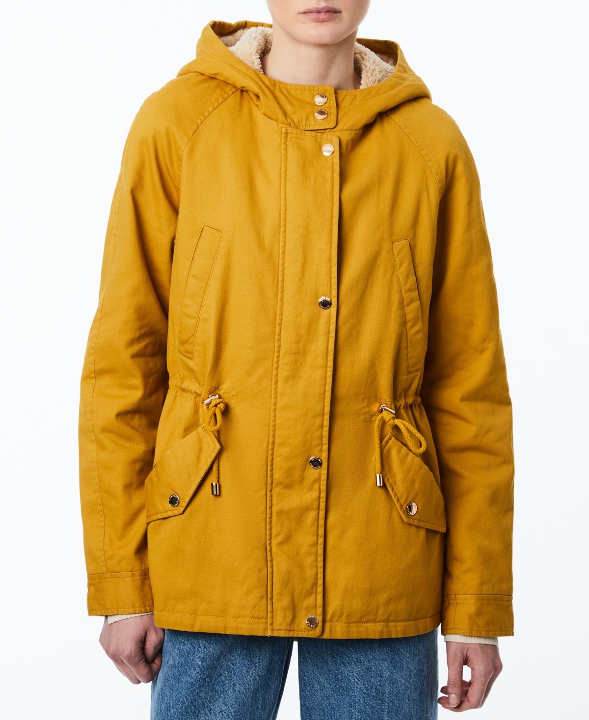 Juniors' Hooded Anorak Jacket