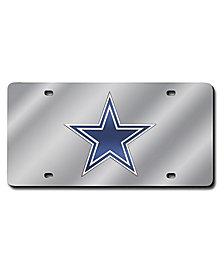 Rico Industries Dallas Cowboys License Plate
