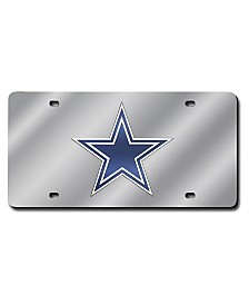 Rico Industries Dallas Cowboys License Plate