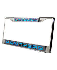 Rico Industries Carolina Panthers License Plate Frame