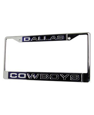 Rico Industries Dallas Cowboys License Plate Frame