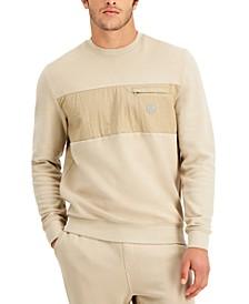 Eco Fleece Zip-Pocket Sweatshirt