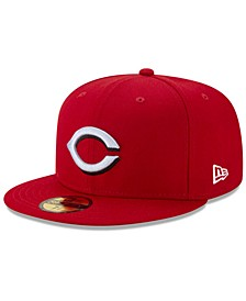 Cincinnati Reds 2021 Father's Day 59FIFTY Cap