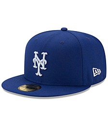 New York Mets 2021 Father's Day 59FIFTY Cap