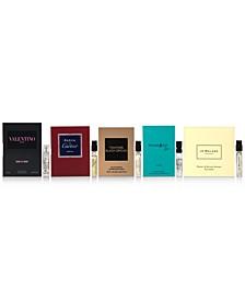 Luxury Men's Fragrance Sampler Box