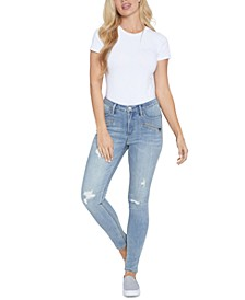 Rogue High-Rise Skinny Jeans