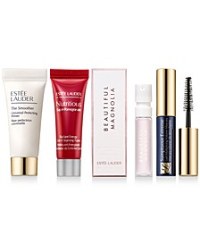 Receive a FREE 4pc Gift with any $75 Estée Lauder Purchase