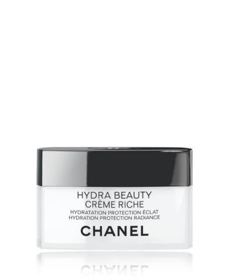 CHANEL HYDRA BEAUTY CReME RICHE Hydration Protection Radiance