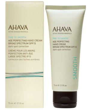 Image of Ahava Age Perfecting Hand Cream