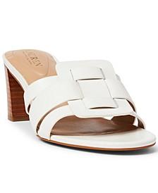 Lauren by Ralph Lauren Women's Whitnee Sandals