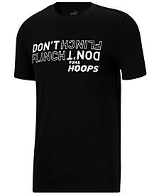 Men's Don't Flinch Graphic Basketball T-Shirt