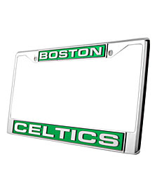 Rico Industries Boston Celtics Laser License Plate Frame
